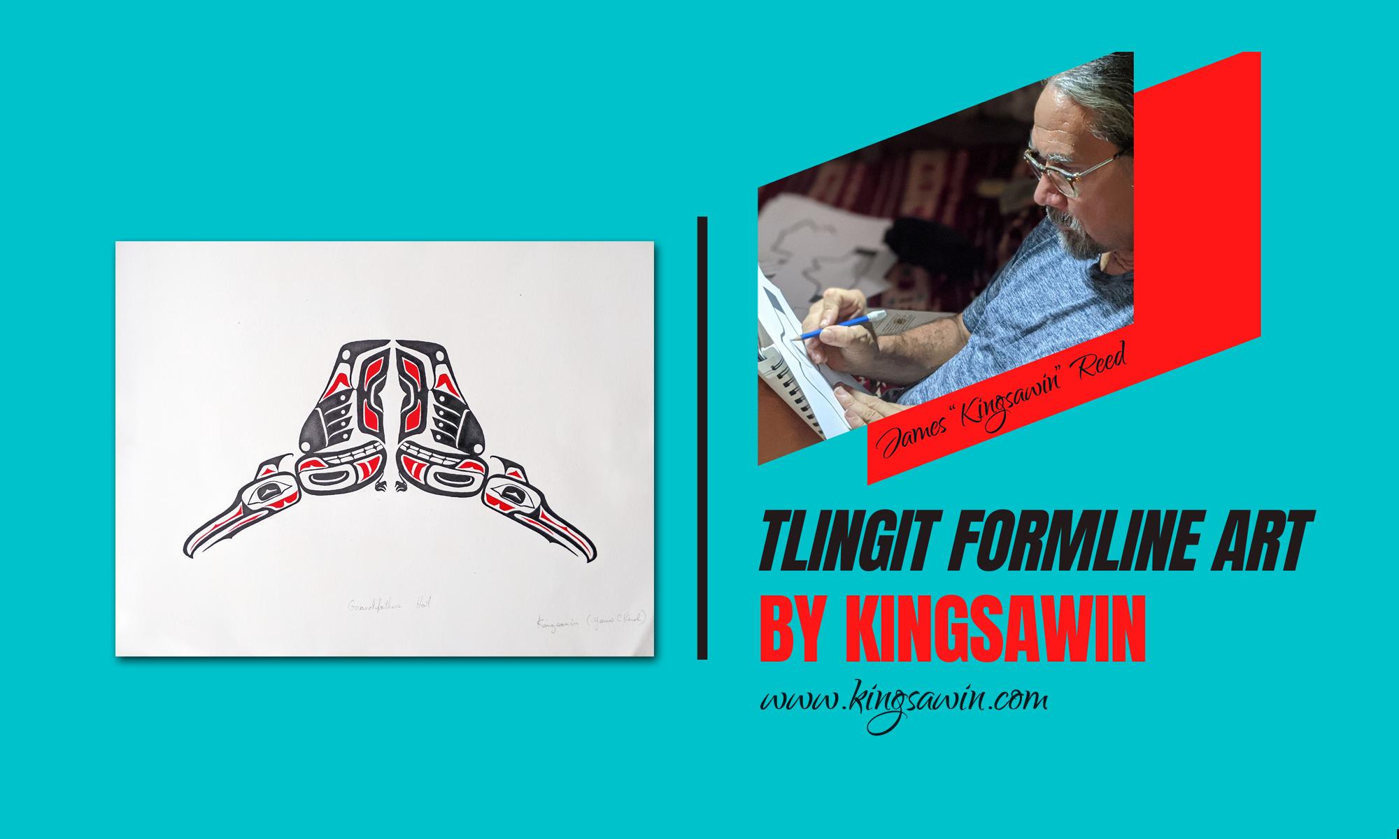Tlingit Artist James Kingsawin Reed